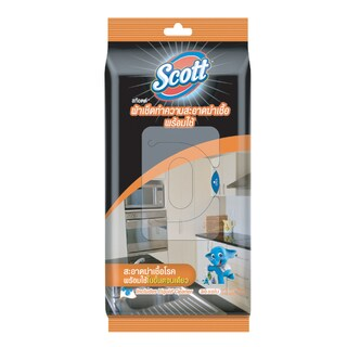Household Cleaning Wipe for Disinfect (Orange) สก๊อตต์