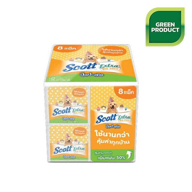 Tissue 135 Sht. (8/Pack) Scott Pop Up