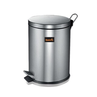 Sunvo Stainless Steel Trash Can