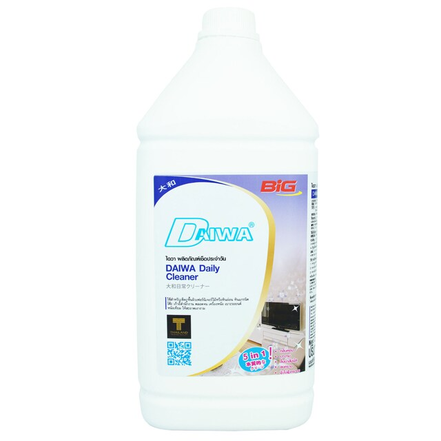 Daily Gloss Liquid 500ml. Blue ไดวา