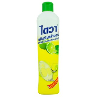 Dishwashing Liquid 800ml. Yellow ไดวา