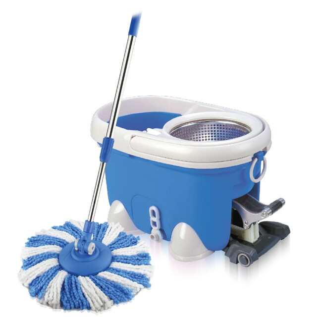 Model Spin Mop Blue SWASH