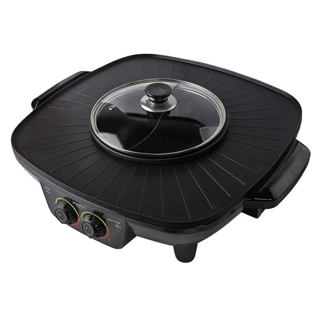 Anitech Griddle BBQ-18S