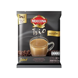 3in1 Classic Instant Coffee 18 g (27/Pack) Moccona Trio