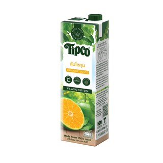 Shogun Orange juice 100% 1 Liter ทิปโก้