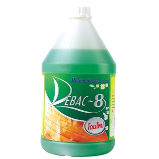 De-bac 8 Disinfectant Floor Cleaner