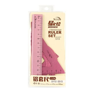Non-Brand- 3515 Ruler Set