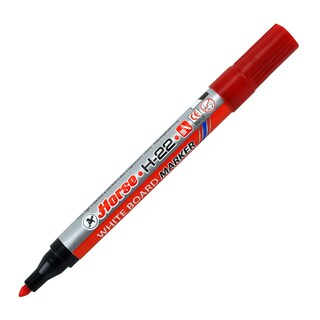 Whiteboard Marker 2 mm. Red Horse H-22