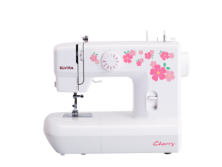 Elvira 12-1104-0011 ELVIRA Sewing Machine-Cherry