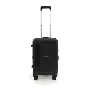 Blue Planet by Bp World Luggage Model 1808 Size 20 Inch Black