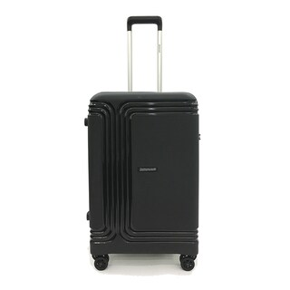 Blue Planet by Bp World Luggage Model 1808 Size 25 Inch Black