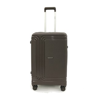 Blue Planet by Bp World Luggage Model 1808 Size 25 Inch Brown