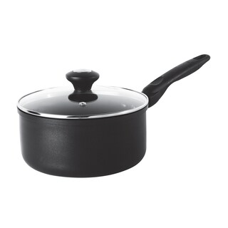 20Cm./2.8L. Saucepan With Glass Lid