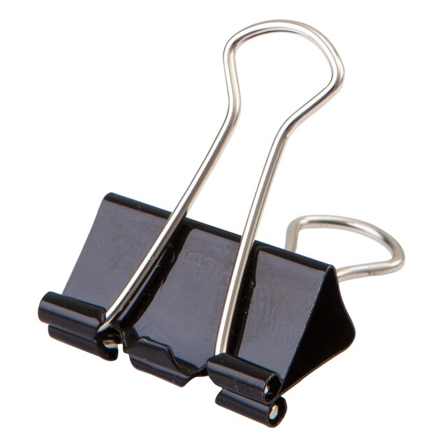 ONE 107 Binder Clip Asst. sizes 21/Box