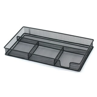 ONE H-8017 Multipurpose Steel Box with Divided Compartments