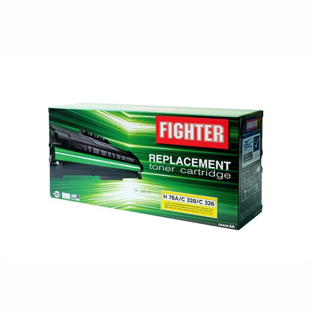 Fighter Toner Cartridge for HP 78A Black