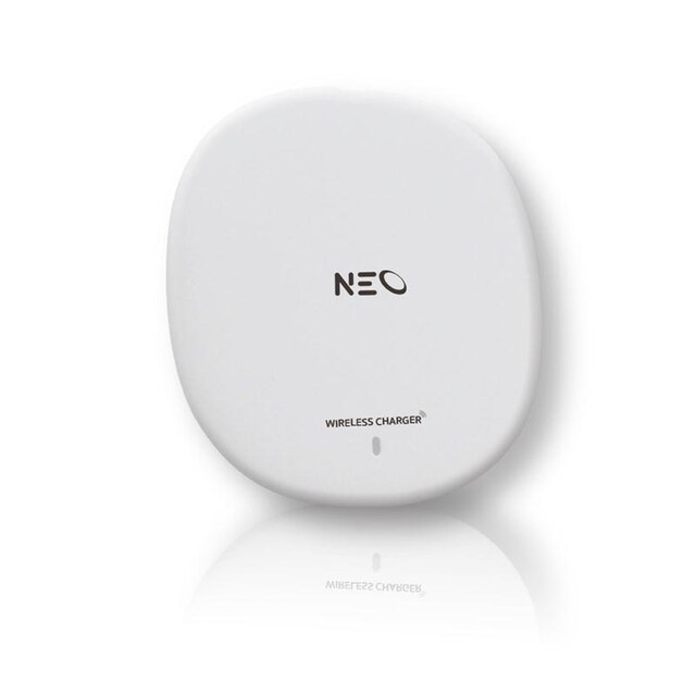 Neo NEO209 Wireless Charger White | OfficeMate