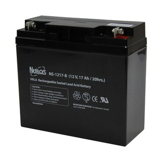 Leonics NS-1217-B Battery 12V 17Ah