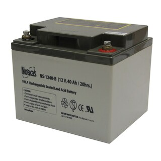 Battery 12V 40Ah Leonics NS-1240-B