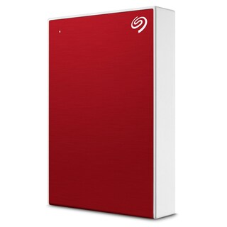 External Harddisk Seagate Backup Plus Slim 4TB Red