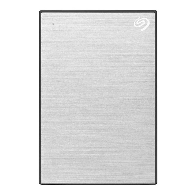 Seagate STHN1000401 Backup Plus Slim External Harddisk 1TB Grey
