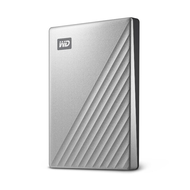 WD My Passport Ultra External Harddisk 2TB Grey
