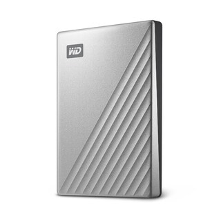 External Harddisk WD My Passport Ultra 4TB Grey