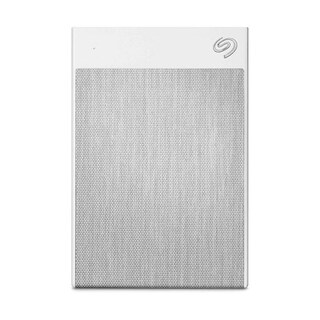 Seagate Ultra Touch External Harddisk 1TB White