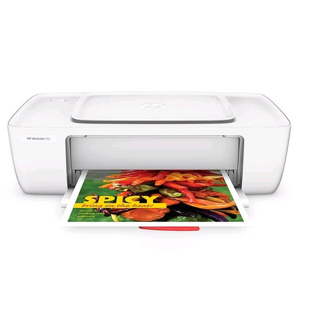 HP DeskJet 1112 Inkjet Printer