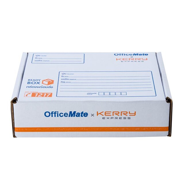 OfficeMate X Kerry MINI-Sized Ready Box 20/Pack