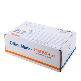 OfficeMate X Kerry S-Sized Ready Box 20/Pack
