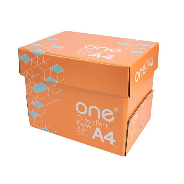 ONE Copier Paper A4 70gsm. 5Reams/Pack