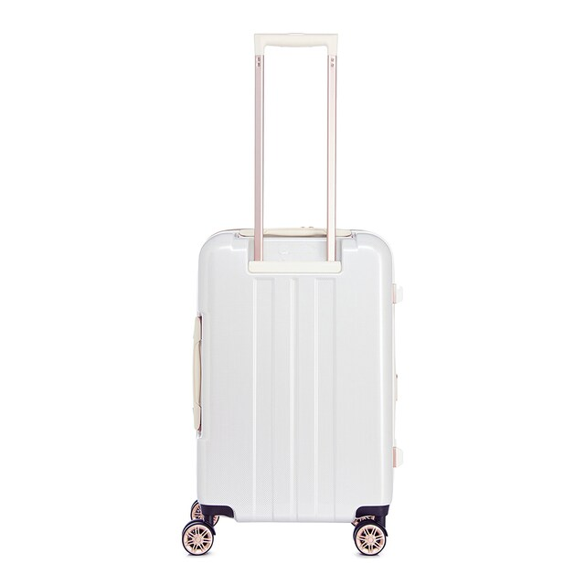 "LUGGAGE LEGEND WALKER 5122-48 SIZE 20"" WHITE CARBON"