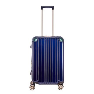 "LUGGAGE LEGEND WALKER 5122-55 SIZE 23"" NAVY"