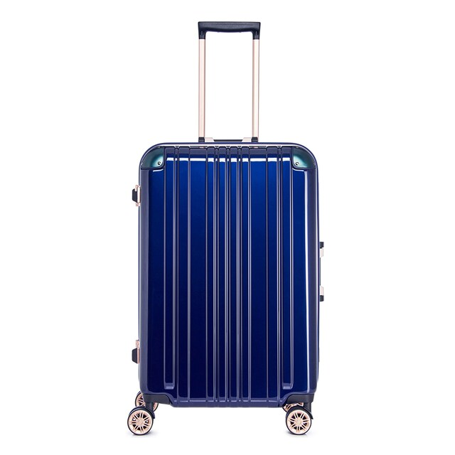 "LUGGAGE LEGEND WALKER 5122-68 SIZE 27"" NAVY"