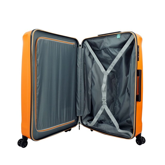 "LUGGAGE LEGEND WALKER 5201-68 SIZE 27"" ORANGE"