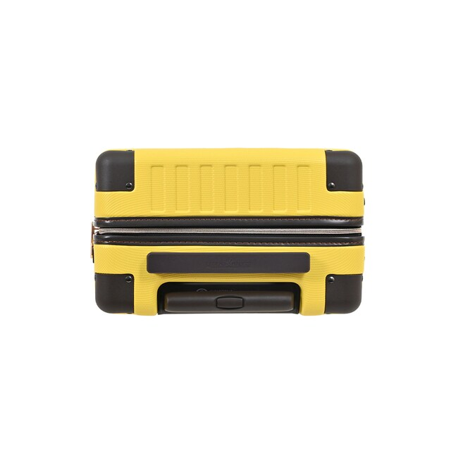 "LUGGAGE LEGEND WALKER 5204-49 SIZE 20"" YELLOW"