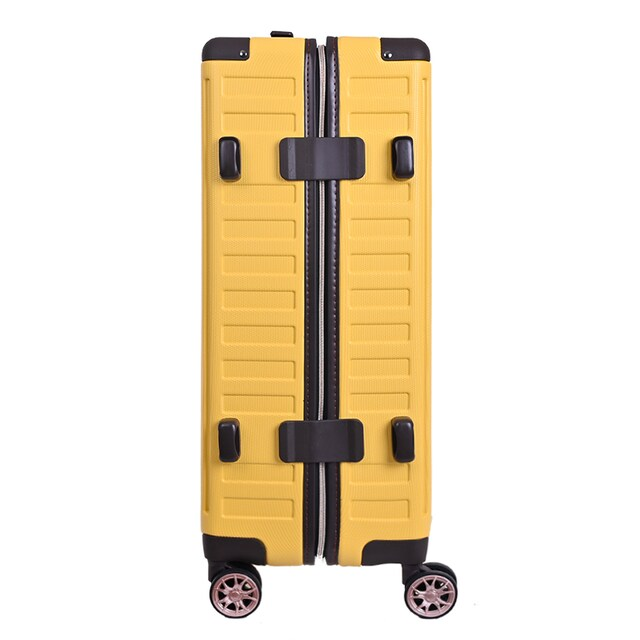"LUGGAGE LEGEND WALKER 5204-69 SIZE 28"" YELLOW"