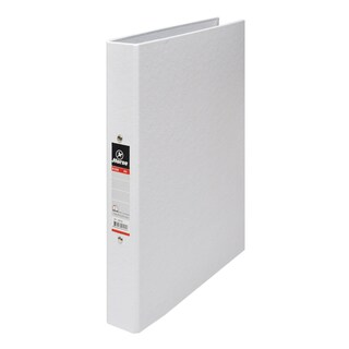 2 Rings Binder A4 3.5 cm. Spine White Horse H-335