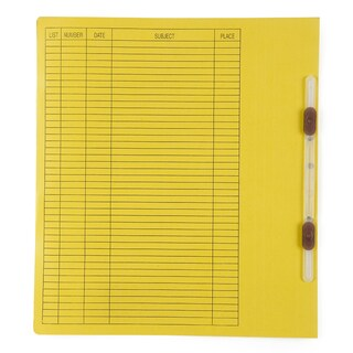 Baipo 403 File Folder Paper with Fastener A4