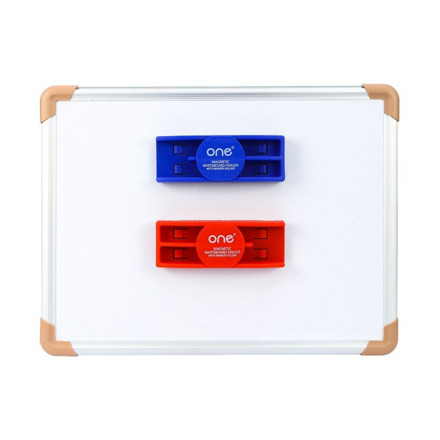 ONE 165 Whiteboard Eraser Assorted Colors