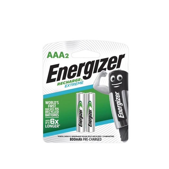 Rechargeable Batteries AAA 800mAh (2 Piece)