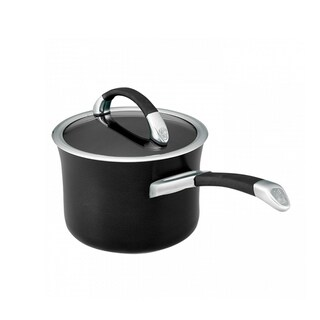 16Cm./1.9L. Saucepan With Glass Lid