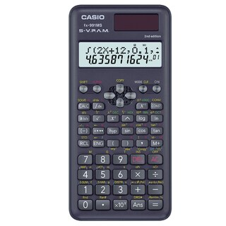 Casio FX-991MS-2 Calculator Black