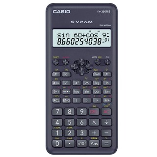 Casio FX-350MS-2 Calculator Black
