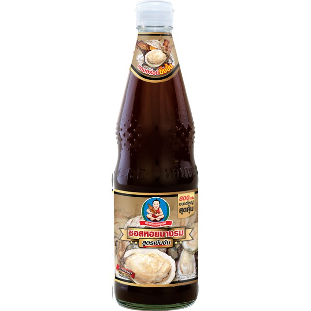 Healthy boy Thick Oyster Sauce 800g (12Pcs)