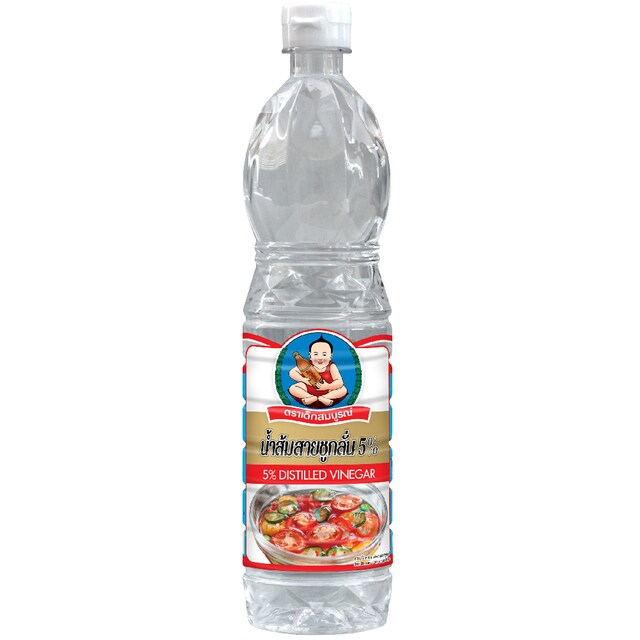 Healthy boy 5% Distilled Vinegar 700ml (12Pcs)