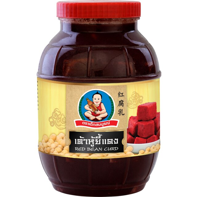 Healthy boy Red Bean Curd 2000g (6Pcs)