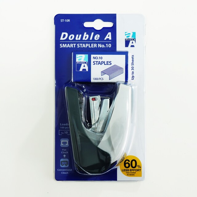 STAPLER No.10  Double A  S8858741721010TH  :Flat Clinch Double A