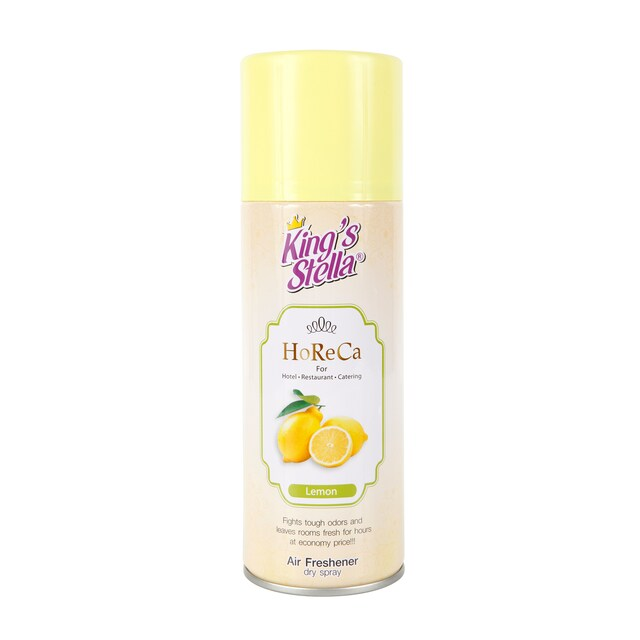 Air Refresher Horeca Spray Lemon 300 ml.